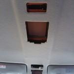 タント(L360S)にタントカスタム用のオーバーヘッドコンソールをつける