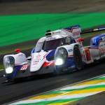 トヨタ、WEC年間タイトル獲得へ向けてセットアップを開始