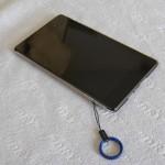 タブレット(Nexus7/2013)にストラップをつける