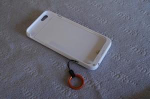 iPhone6Plus ストラップホール ストラップ バッテリーケース