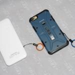iPhone6Plus(のケース)にストラップをつける