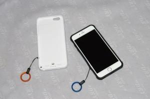 iPhone6Plus ストラップホール ストラップ ケース