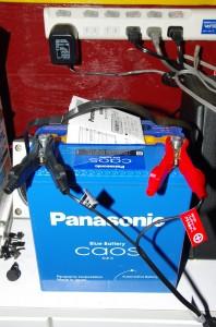 Panasonic 60B19L バッテリー 充電