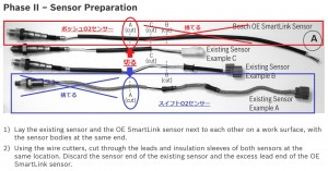 O2センサーカット
