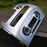 タント(L360S)エアコン操作パネルの塗装