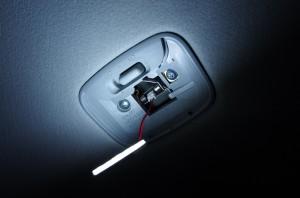 アイHA1W ルームランプ LED化