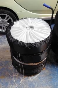 アイ(HA1W) タイヤ保管用袋