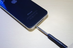 iPhone4 ネジ