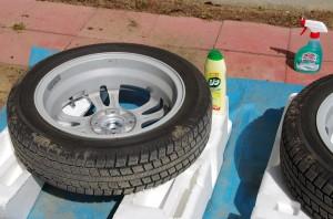 タイヤ洗剤