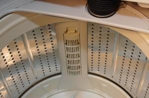 新サンヨー洗濯機 ゴミ取りネット